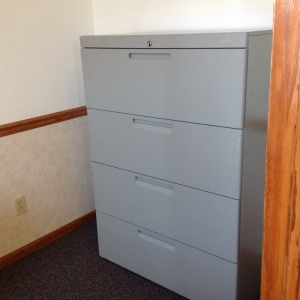 File room Annex for Private Office A