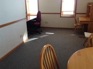 "Shared Space ""Hot Desks"""